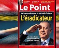 Başkan Erdoğan'dan Fransız dergisine suç duyurusu!
