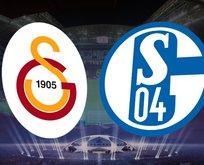 Galatasaray - Schalke 04 maçı hangi kanalda, ne zaman? GS Schalke maçı hangi kanalda, saat kaçta? Şampiyonlar Ligi