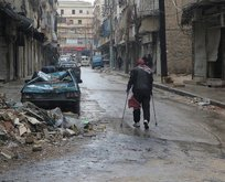 Suriyede ateşkes sağlandı