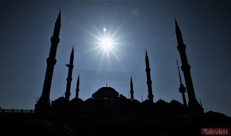 Beklenen an geldi! Türkiye'nin en büyüğü 'Büyük Çamlıca Camisi'nin resmi açılışı bugün