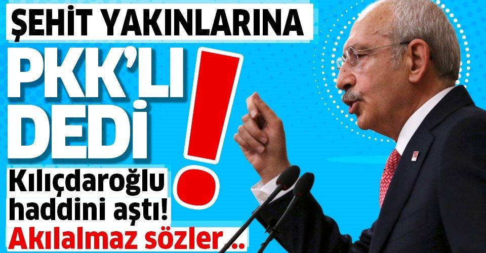Kılıçdaroğlu'ndan skandal sözler: Bana saldıranlar PKK'lıydı