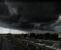 Meteoroloji'den kuvvetli fırtına uyarısı