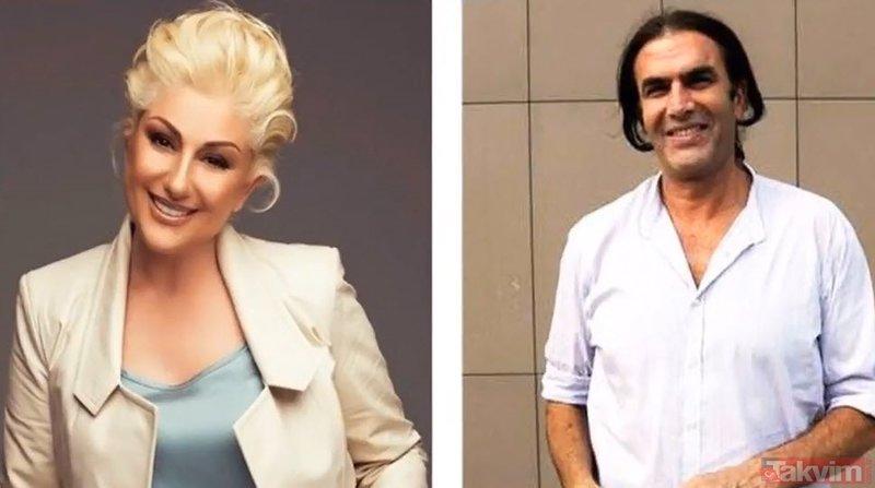 Arka Sokaklar dizisinin Rıza Babası Zafer Ergin'in eski eşi de ünlü çıktı!