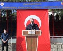 Bakan Soylu'dan terörle mücadele mesajı