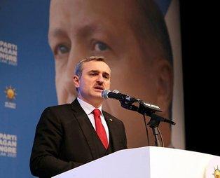 Son dakika: AK Parti İstanbul İl Başkanı Bayram Şenocak '7. Olağan İl Kongresi'nde aday olmayacağını açıkladı