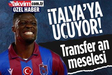 Caleb Ekuban'ın yeni adresi belli oldu! Genoa'dan Trabzonspor'a 2.2 milyon Euro'luk transfer teklifi