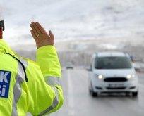 İstanbul Valiliği sürücüleri uyardı!