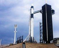 SpaceX-Nasa canlı izle!