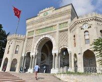 İstanbul Üniversitesinde FETÖ operasyonu