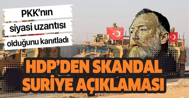 HDP, PKK'nın siyasi uzantısı olduğunu kanıtladı: Sezai Temelli'den skandal açıklama!