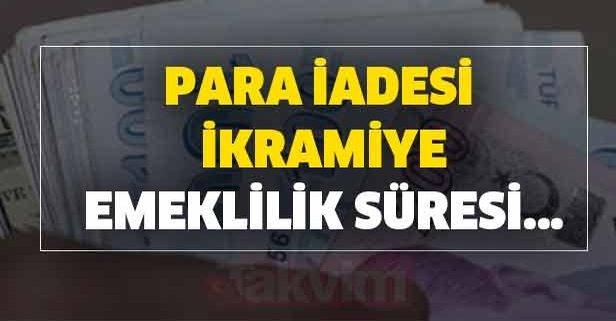 SGK, SSK, emekli, Bağkur, EYT'li milyonlarca kişiyi yakından ilgilendiriyor!