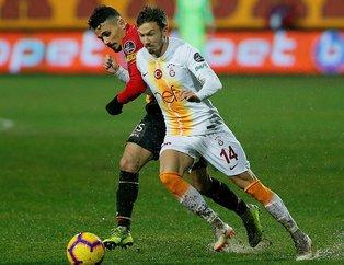 Fatih Terim'den sürpriz! Galatasaray'ın Boluspor karşısındaki 11'i