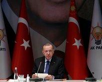 MKYK Başkan Erdoğan liderliğinde toplandı