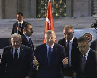 Başkan Erdoğan'dan 'Türkiye ittifakı' mesajı