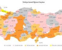MEB Türkiye'nin mesleki eğitim haritasını çıkarttı