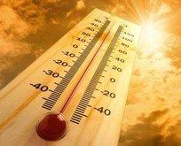 Tarihi rekor! Türkiye'nin en sıcak yeri...