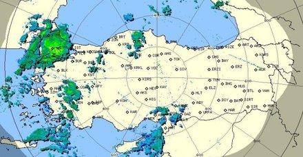 Meteoroloji'den son dakika sağanak yağış uyarısı! Bugün hava nasıl olacak? 13 Nisan 2019 hava durumu