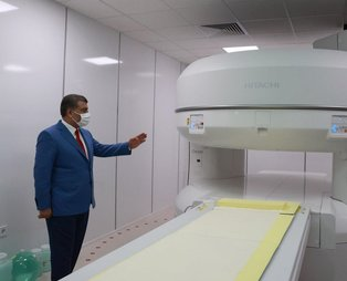 Son dakika: Sağlık Bakanı Fahrettin Koca, Çam ve Sakura Şehir Hastanesi'nden duyurdu: Türkiye'de bir ilk