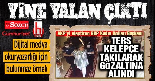 CHP yandaşı medya yine yalan söyledi