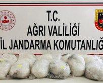 Sınırda dev uyuşturucu operasyonu!