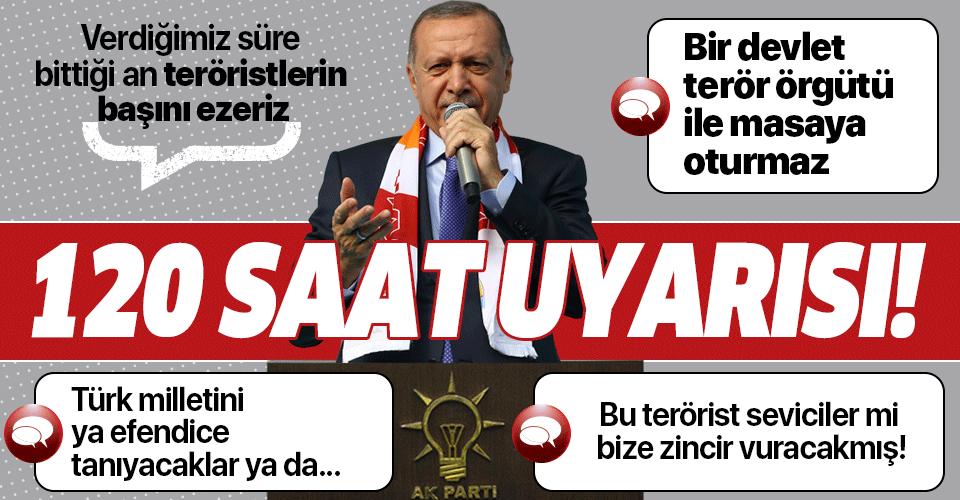 Son dakika: Başkan Erdoğan'dan Kayseri'deki Toplu Açılış Töreni'nde önemli açıklamalar