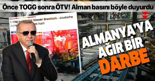 Almanya'da ÖTV paniği