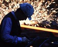 Rakamlar açıklandı! Sanayi üretiminde artış!