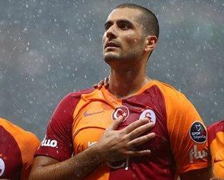 Galatasarayda Eren Derdiyok detayı! Tam 7 yıl sonra...