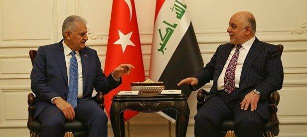 Başbakan Yıldırım'ın Bağdat ziyareti ertelendi