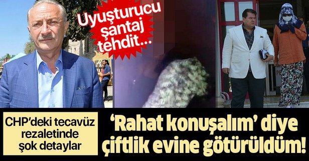 Atabay'ın tecavüz skandalında şok detaylar!