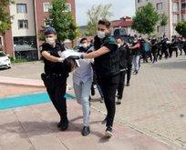 Yozgat'ta uyuşturucu operasyonu!