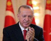 Başkan Erdoğan aşı oldu