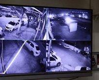 Güvenlik kamerası koydular ama yine yakalandılar!