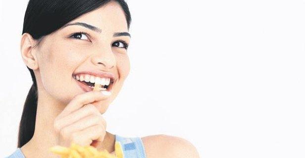Beynin lezzetli düşmanı patates kızartması