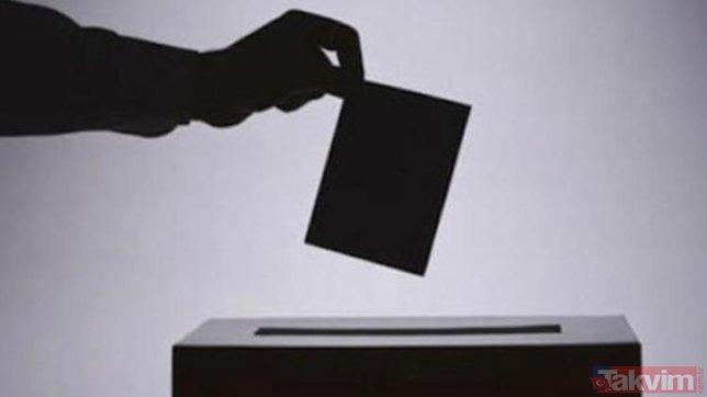 31 Mart 2019 yerel seçimler il il anket sonuçları son dakika hangi ilde hangi parti önde? İşte oy oranları