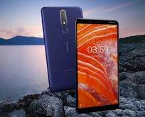 Nokia 3.1 Plus sahnede