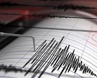 Hindistan'da 6.1 büyüklüğünde deprem