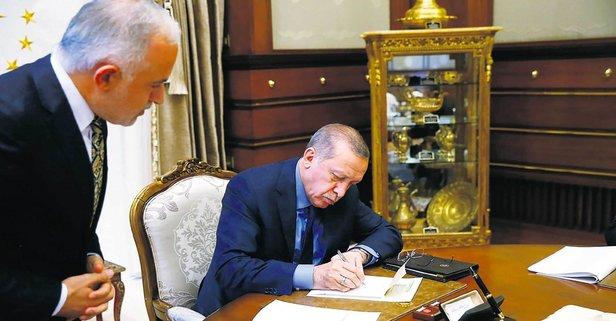 Erdoğan mektubu