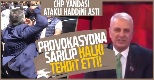 CHP yandaşı Can Ataklı haddini aştı: Sokağa çıkamayacaksınız - Takvim