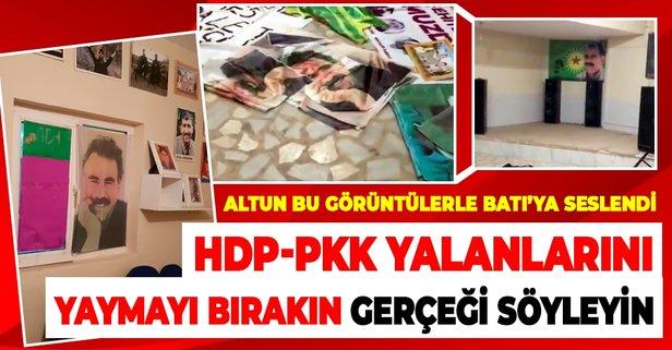 HDP - PKK yalanlarını yaymayı bırakın