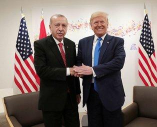 Son dakika... Başkan Erdoğan: Trump S-400 ve F-35 konularında Türkiye'ye destek verdi