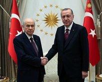 AK Parti - MHP ittifakında formül netleşti