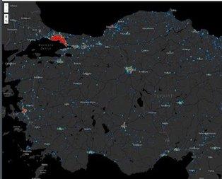 Corona virüs Türkiye son durum! Corona haritası Türkiye'de en çok vaka hangi illerde? Sağlık Bakanlığı tablosu