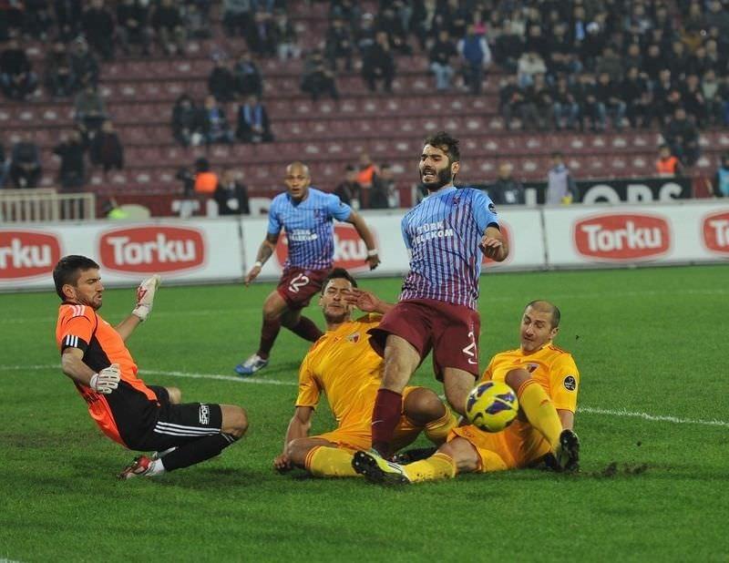 Trabzonspor - Kayserispor 1-1