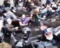 Ortalık karıştı! Protestocular Başbakanlığı bastı!