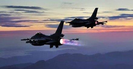 TSK'dan Kuzey Irak ve Siirt'e hava harekatı