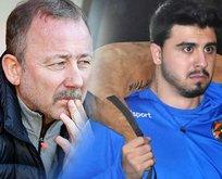 'Ozan Tufan'ı futbolcu olduğuna ikna etmeye çalışıyoruz'