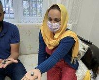 O engeli bulunan çocukların annelerinin deprem korkusu