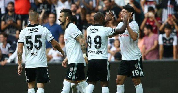 Beşiktaştan iyi prova!