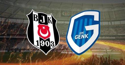 Beşiktaş - Genk maçı ne zaman, saat kaçta, hangi kanalda? Bjk Avrupa Ligi maçı